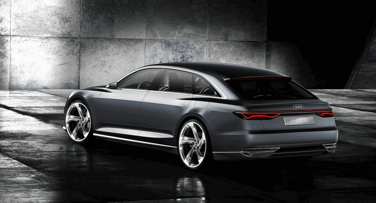 2015 Audi Prologue avant concept 427700