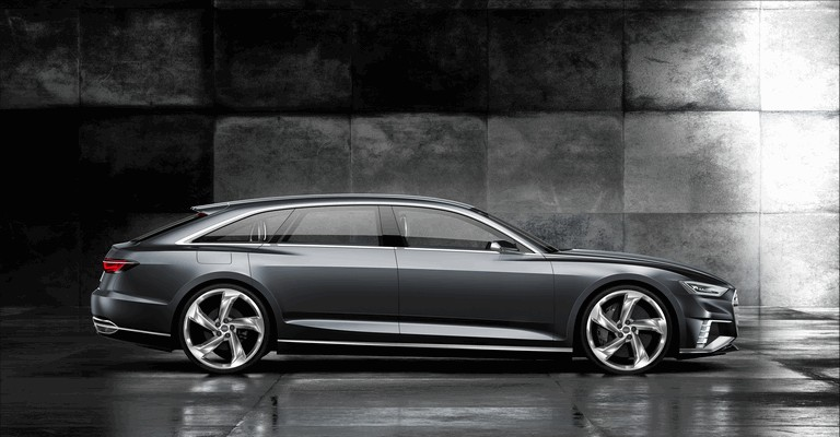 2015 Audi Prologue avant concept 427702