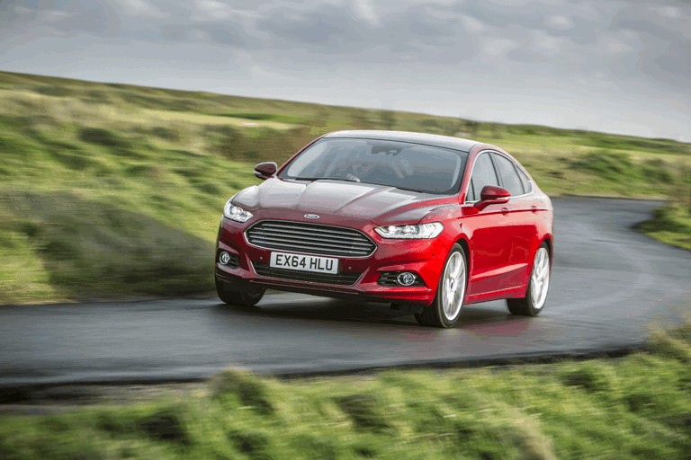 2015 Ford Mondeo - UK version 425956