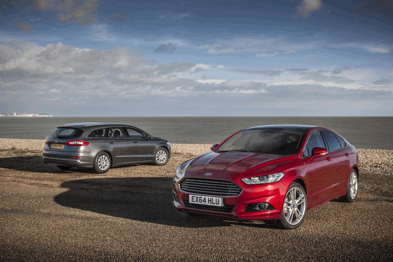 2015 Ford Mondeo - UK version 425972
