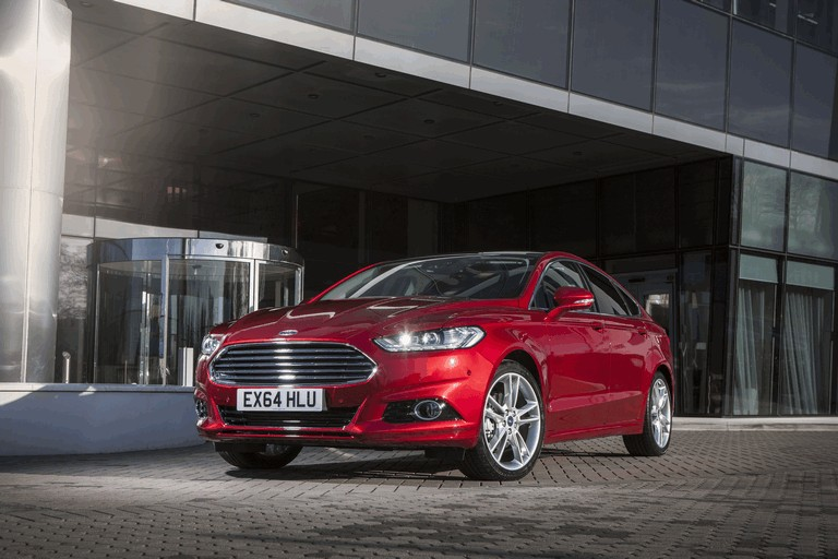 2015 Ford Mondeo - UK version 425973