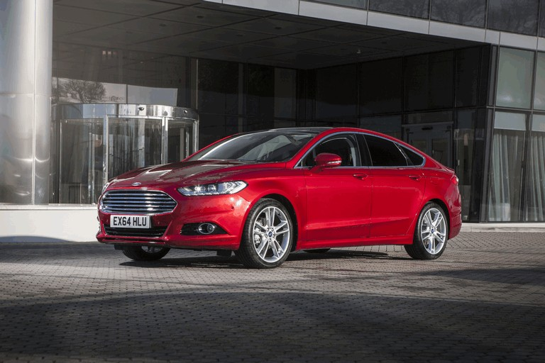 2015 Ford Mondeo - UK version 425975