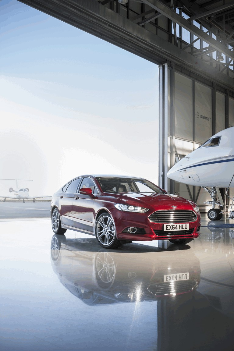 2015 Ford Mondeo - UK version 425981