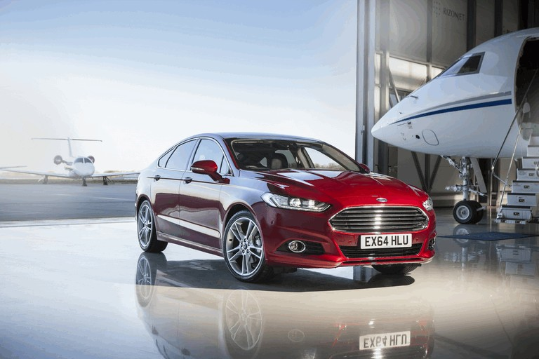 2015 Ford Mondeo - UK version 425982