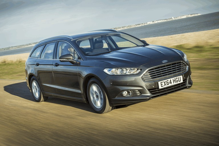2015 Ford Mondeo SW - UK version 426016