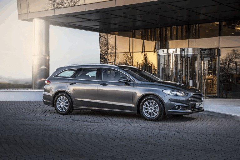 2015 Ford Mondeo SW - UK version 426022