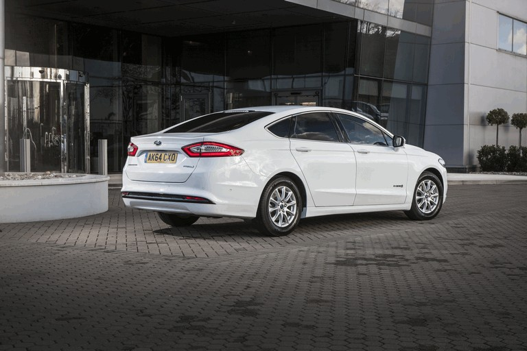 2015 Ford Mondeo Hybrid - UK version 426051