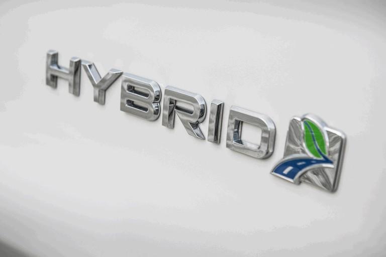 2015 Ford Mondeo Hybrid - UK version 426054