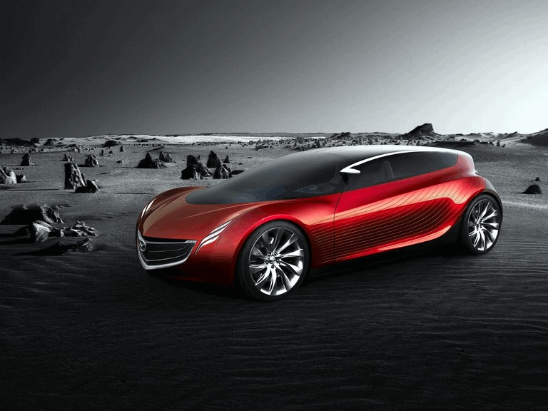2007 Mazda Ryuga concept 222728