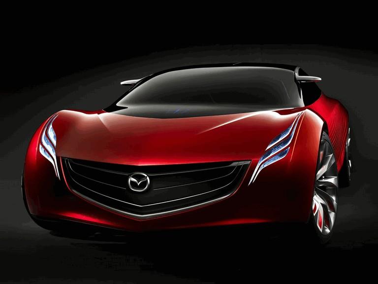 2007 Mazda Ryuga concept 222742