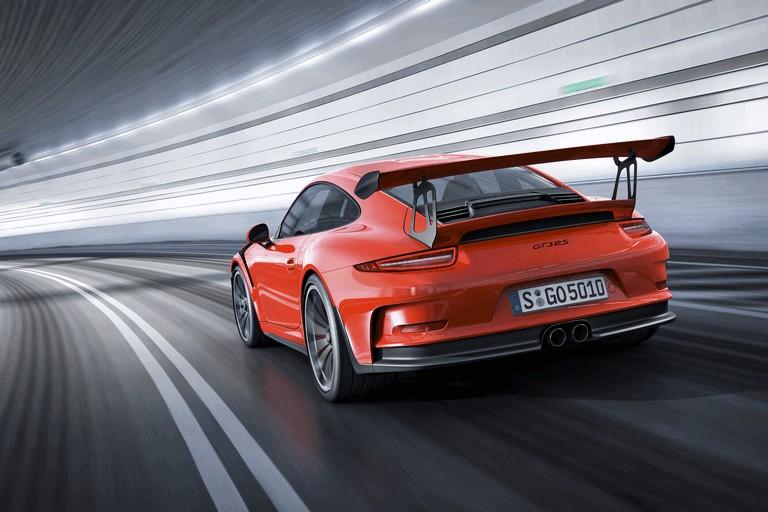 2015 Porsche 911 ( 991 ) GT3 RS 434609