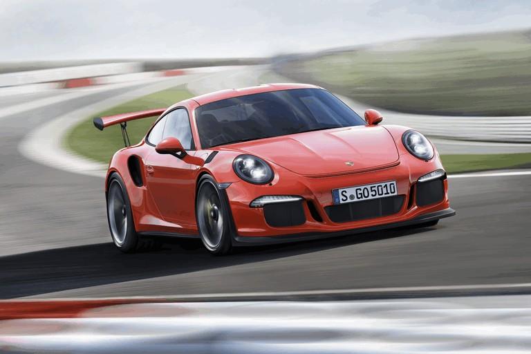 2015 Porsche 911 ( 991 ) GT3 RS 434611