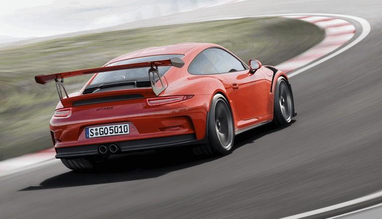 2015 Porsche 911 ( 991 ) GT3 RS 434612