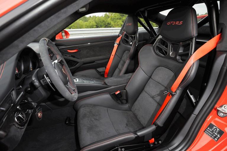 2015 Porsche 911 ( 991 ) GT3 RS 434619