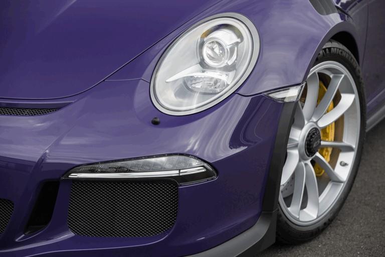 2015 Porsche 911 ( 991 ) GT3 RS 434624