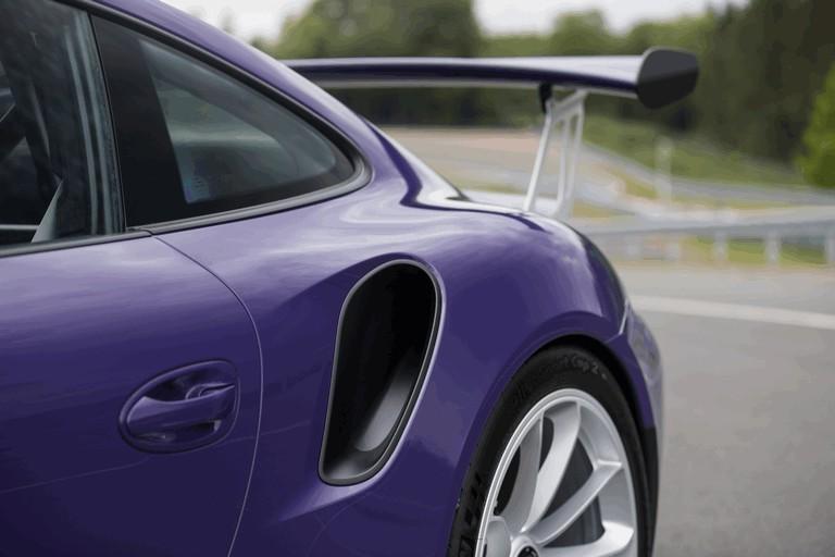 2015 Porsche 911 ( 991 ) GT3 RS 434625