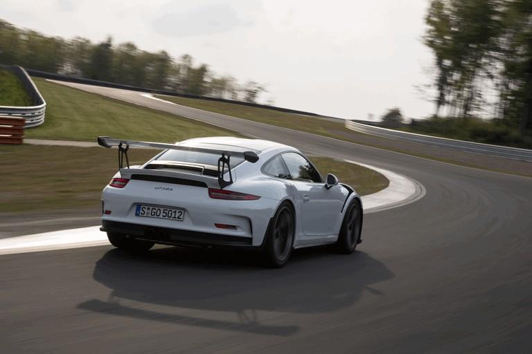 2015 Porsche 911 ( 991 ) GT3 RS 434638