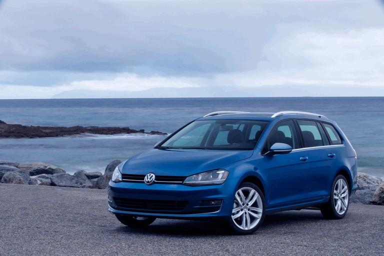 2015 Volkswagen Golf SportWagen - USA version 426373