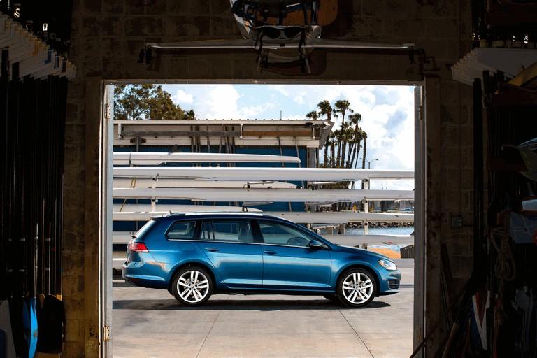 2015 Volkswagen Golf SportWagen - USA version 426382