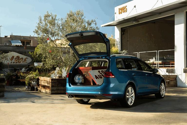 2015 Volkswagen Golf SportWagen - USA version 426384