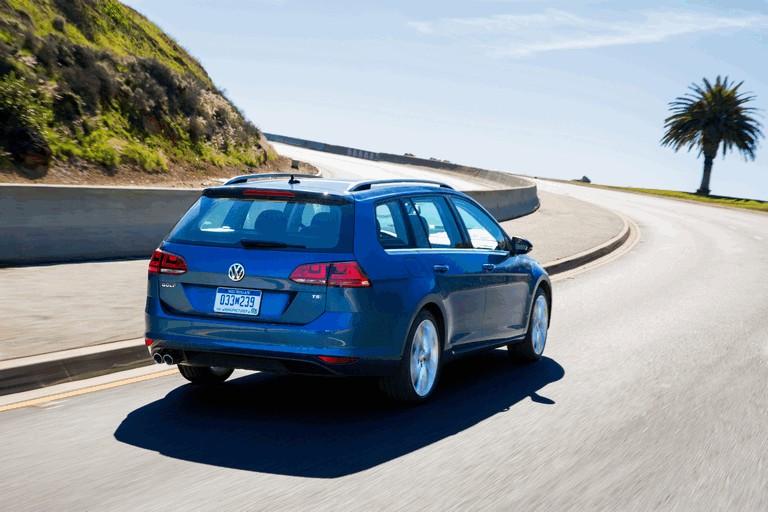 2015 Volkswagen Golf SportWagen - USA version 426394