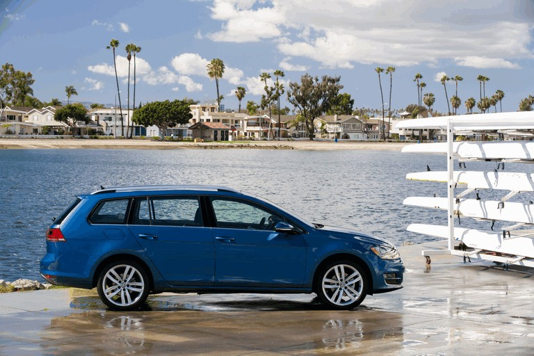 2015 Volkswagen Golf SportWagen - USA version 426396