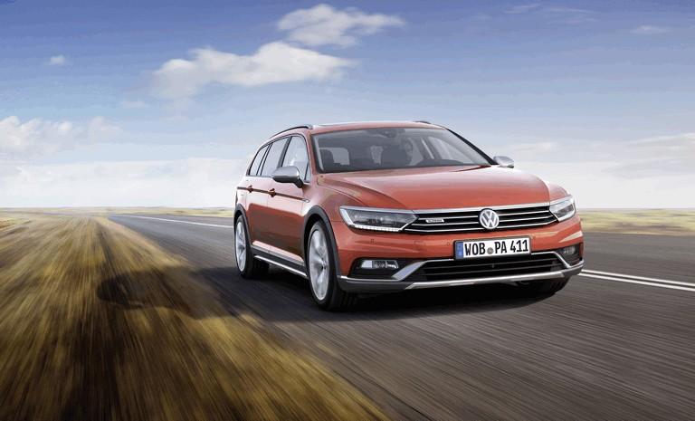 2015 Volkswagen Passat Alltrack 430652