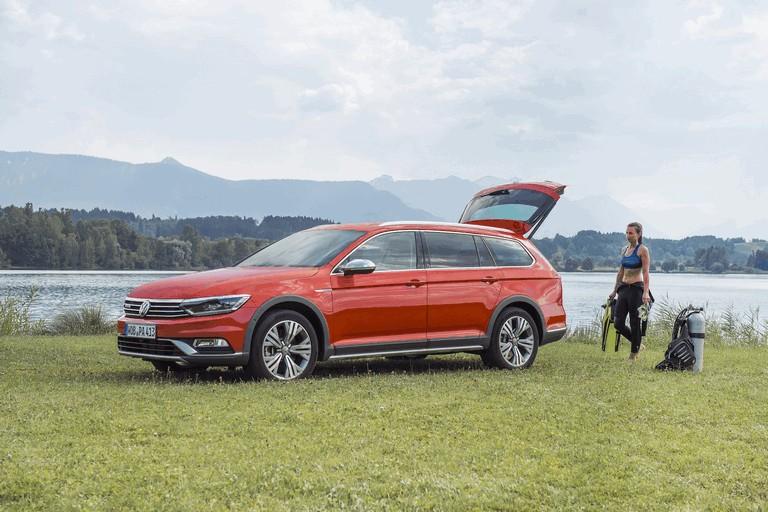 2015 Volkswagen Passat Alltrack 430668
