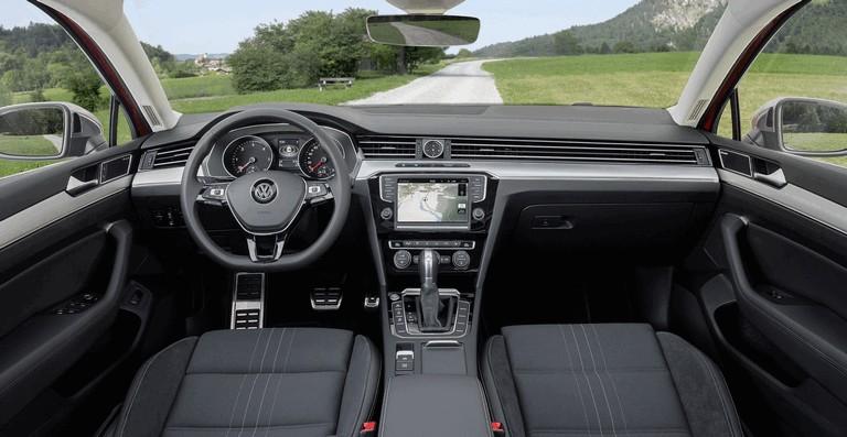 2015 Volkswagen Passat Alltrack 430679