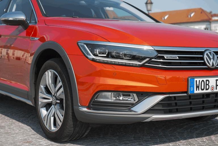 2015 Volkswagen Passat Alltrack 430681