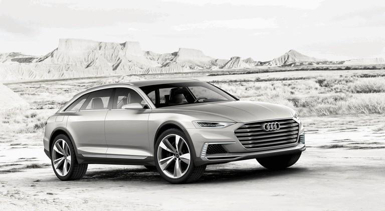 2015 Audi Prologue allroad concept 426554