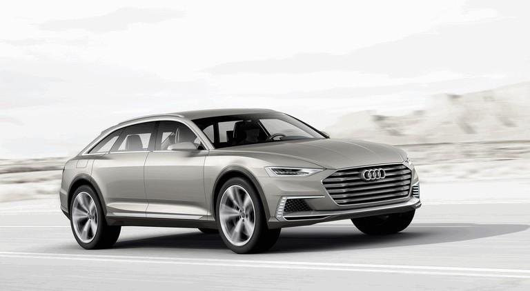 2015 Audi Prologue allroad concept 426557