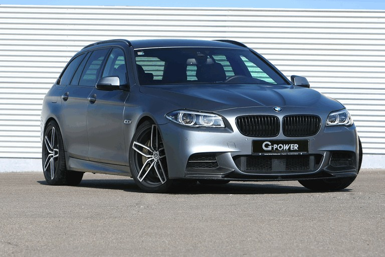 2015 BMW 550d by G-Power 426589