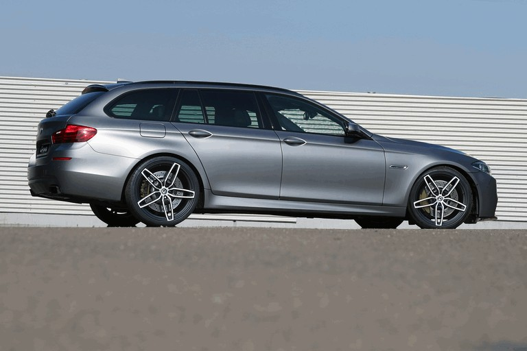 2015 BMW 550d by G-Power 426591