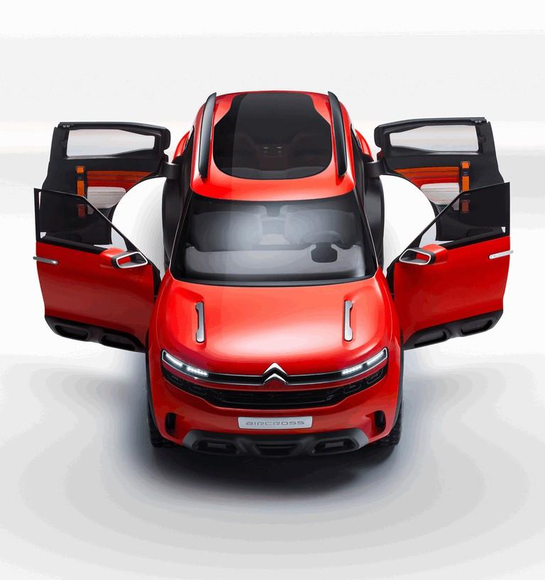 2015 Citroën Aircross concept 426770