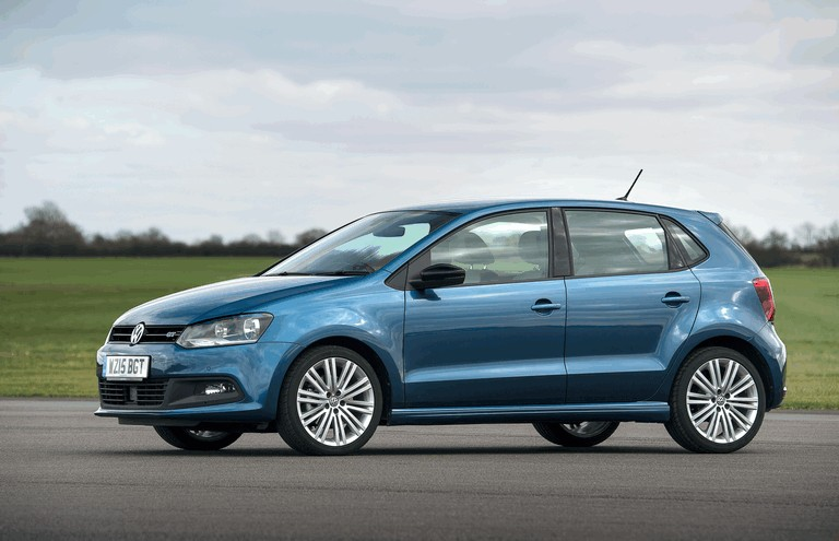 2015 Volkswagen Polo BlueGT - UK version 427039