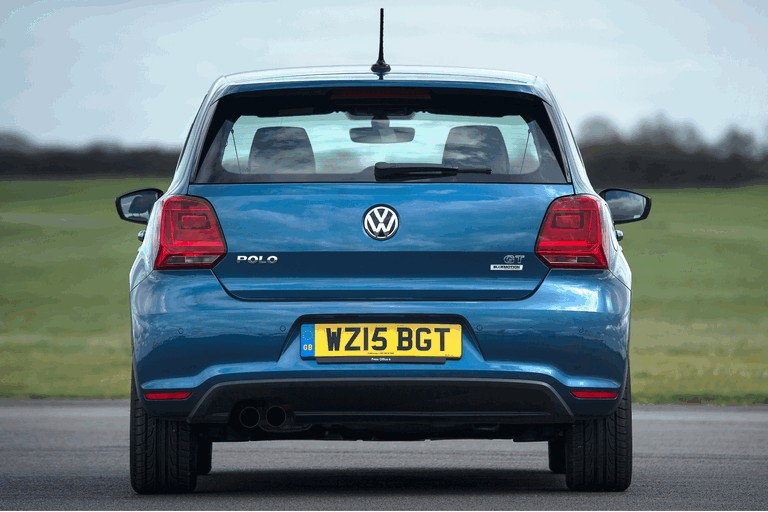 2015 Volkswagen Polo BlueGT - UK version 427044