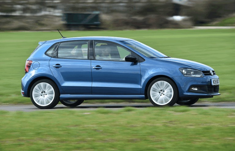 2015 Volkswagen Polo BlueGT - UK version 427052