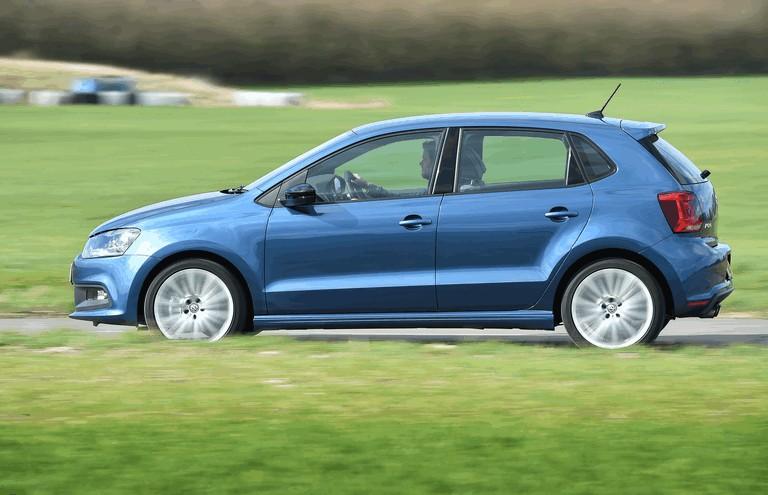 2015 Volkswagen Polo BlueGT - UK version 427054
