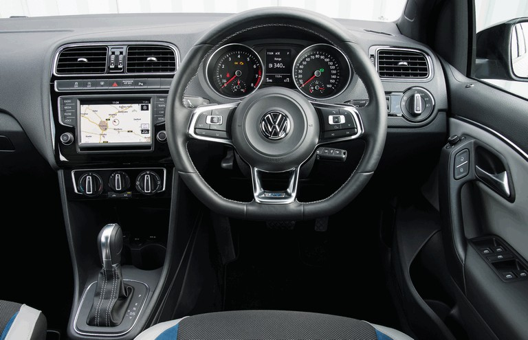 2015 Volkswagen Polo BlueGT - UK version 427060