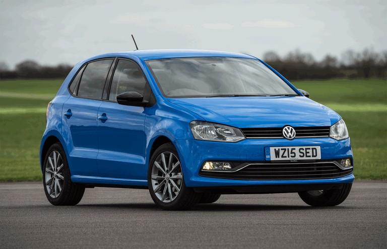 2015 Volkswagen Polo SE Design - UK version 426988