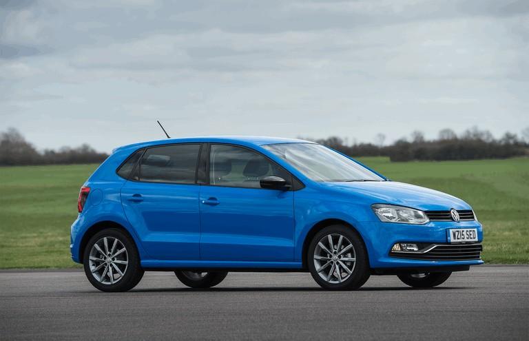 2015 Volkswagen Polo SE Design - UK version 426989
