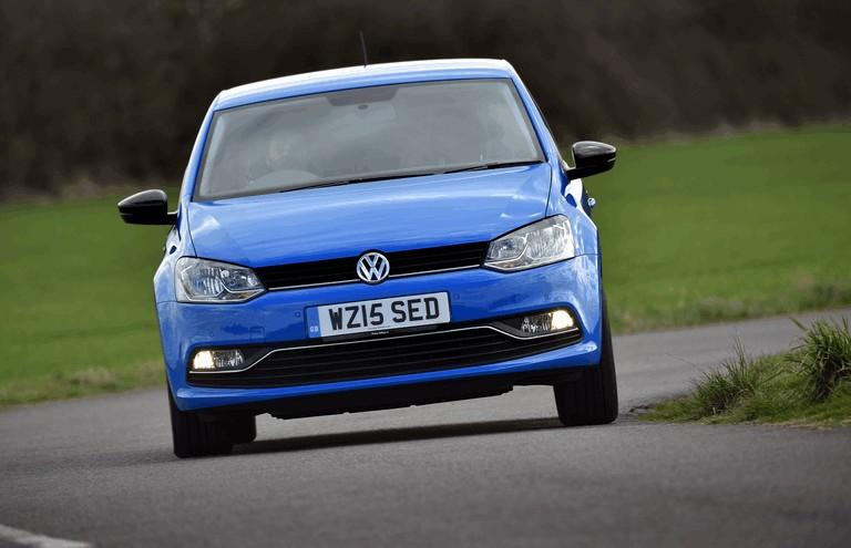 2015 Volkswagen Polo SE Design - UK version 426993