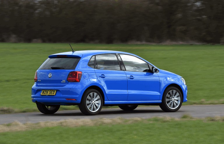 2015 Volkswagen Polo SE Design - UK version 426997