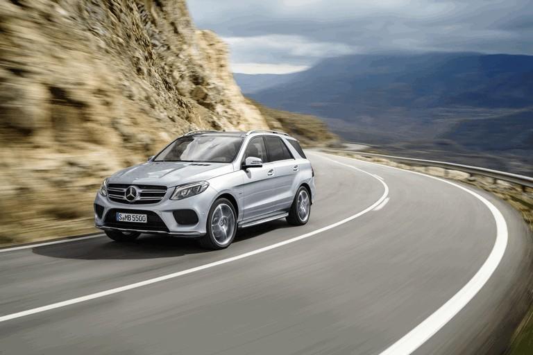 2015 Mercedes-Benz GLE 500 427349