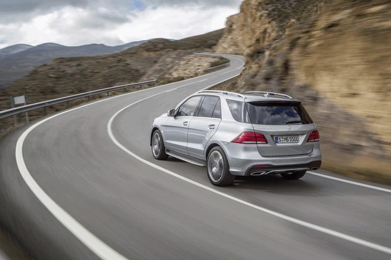 2015 Mercedes-Benz GLE 500 427350