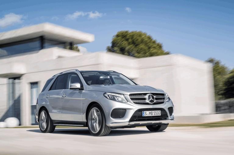 2015 Mercedes-Benz GLE 500 427352