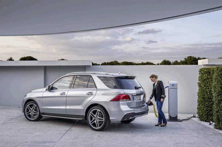 2015 Mercedes-Benz GLE 500 427353
