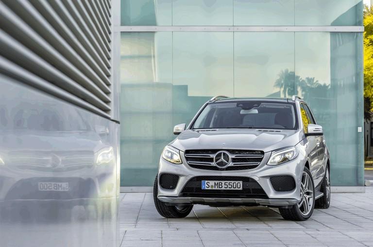 2015 Mercedes-Benz GLE 500 427355