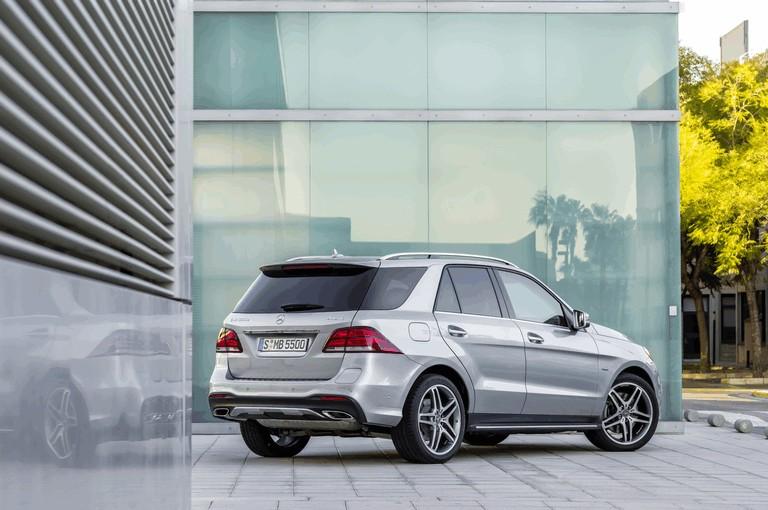 2015 Mercedes-Benz GLE 500 427357